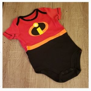 **5 for $15**New Disney Incredibles Onesie